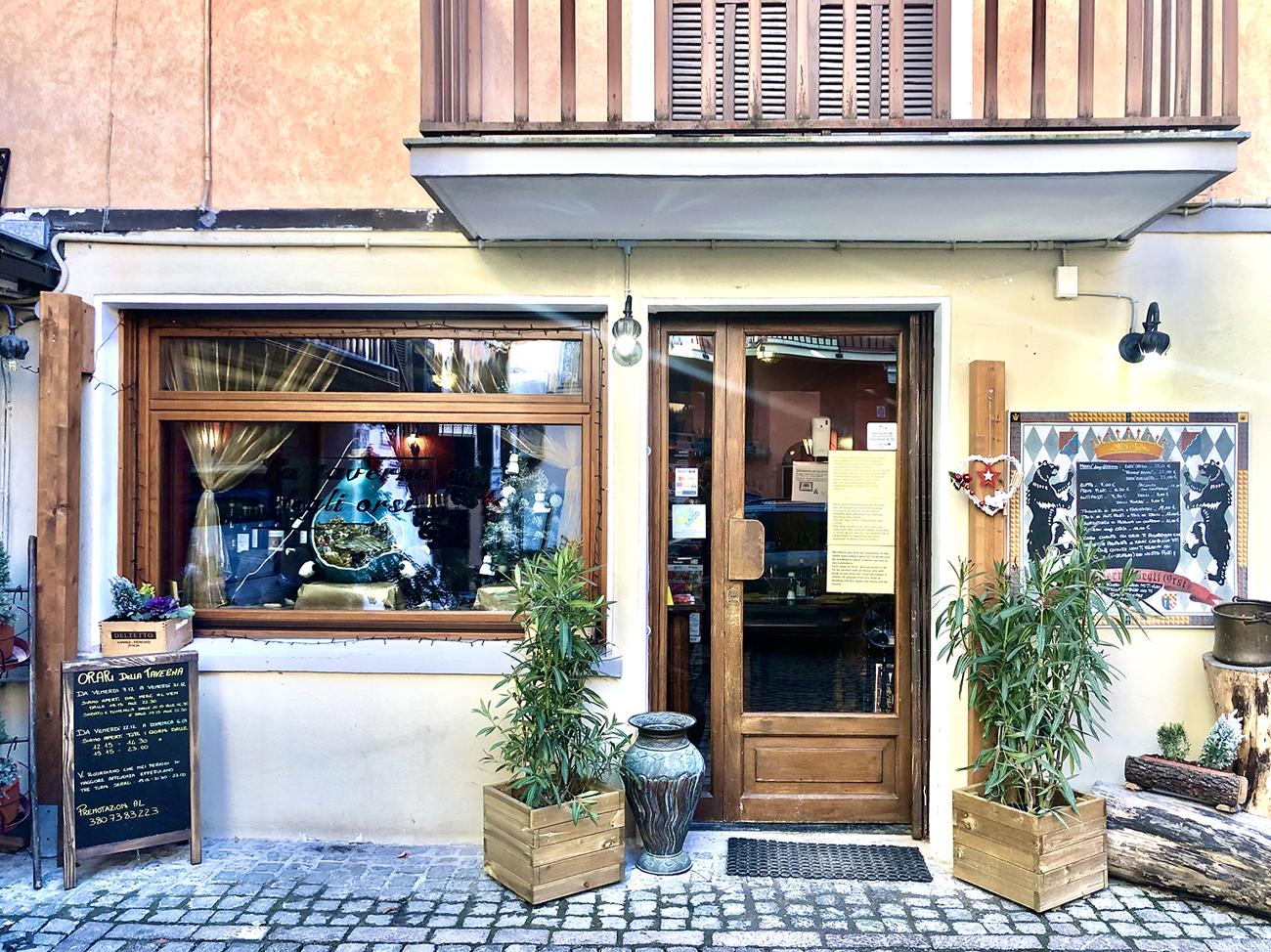 Taverna Degli Orsi