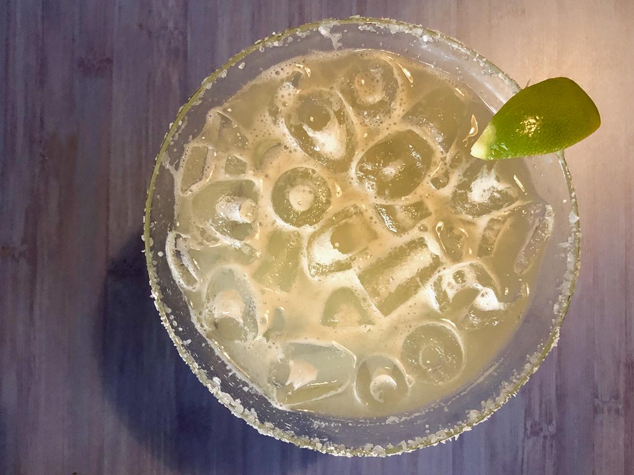 Pappasito's Margarita