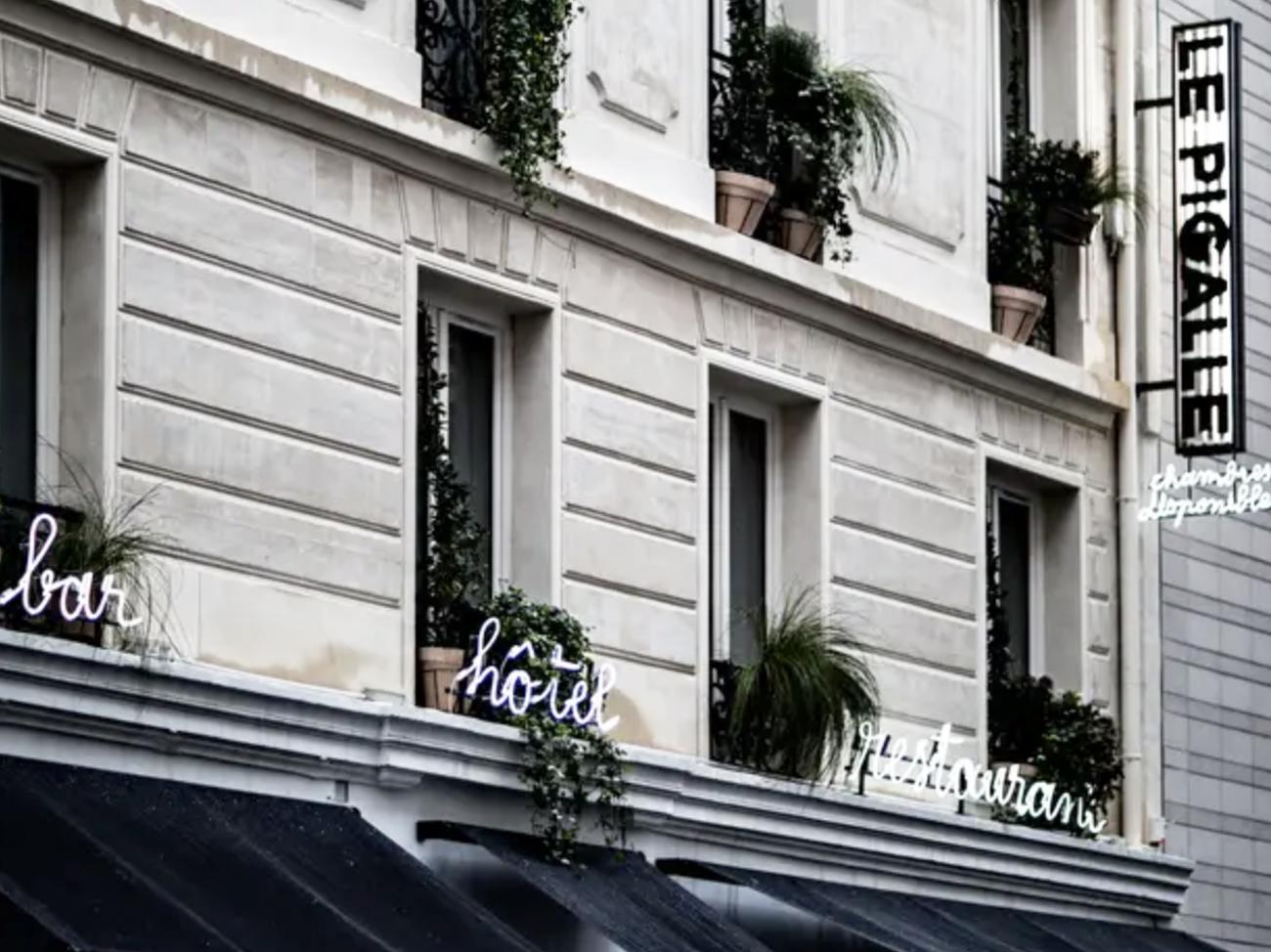 Le Pigalle Paris Hotel