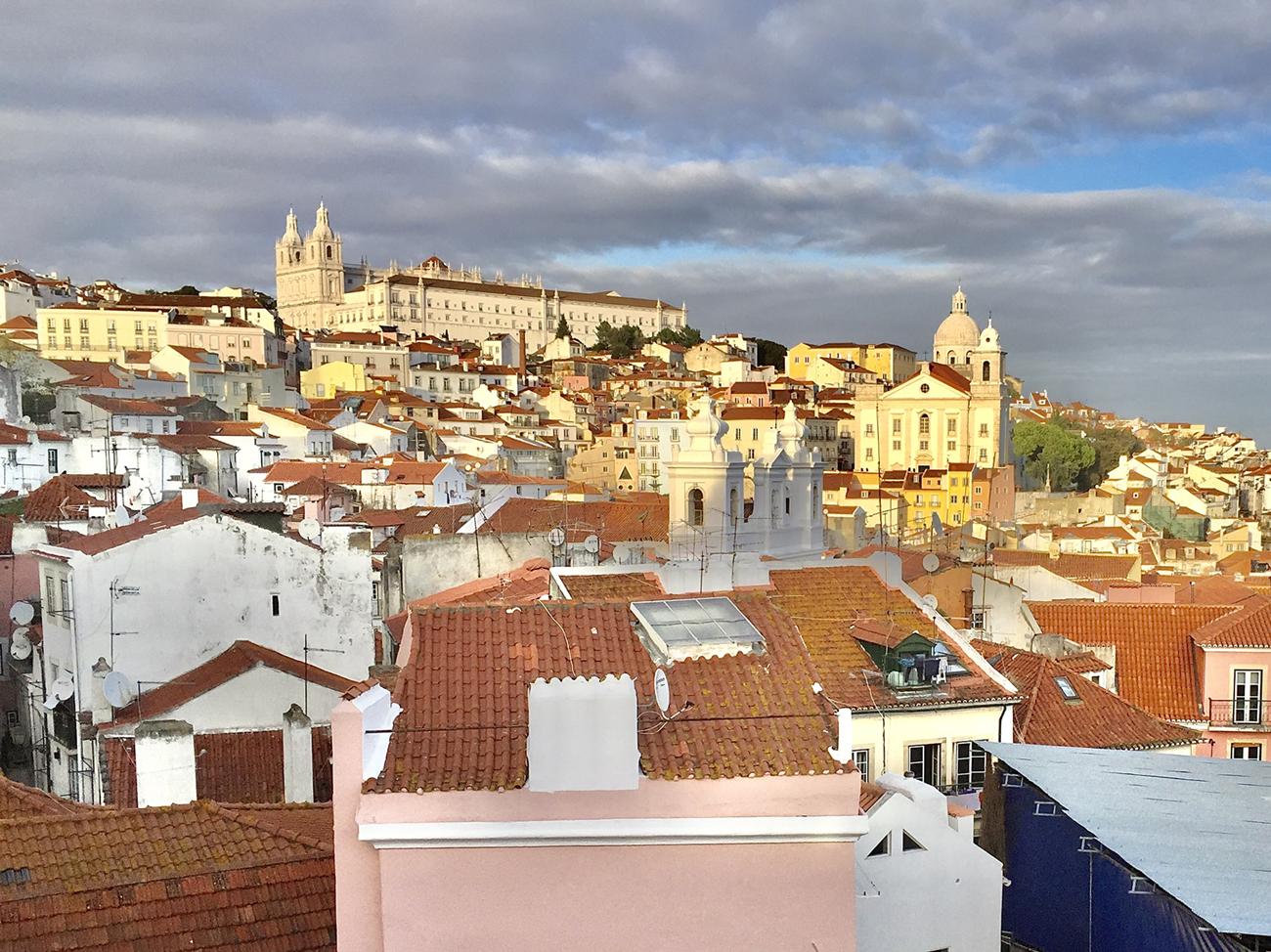 Memmo Alfama Lisbon Portugal