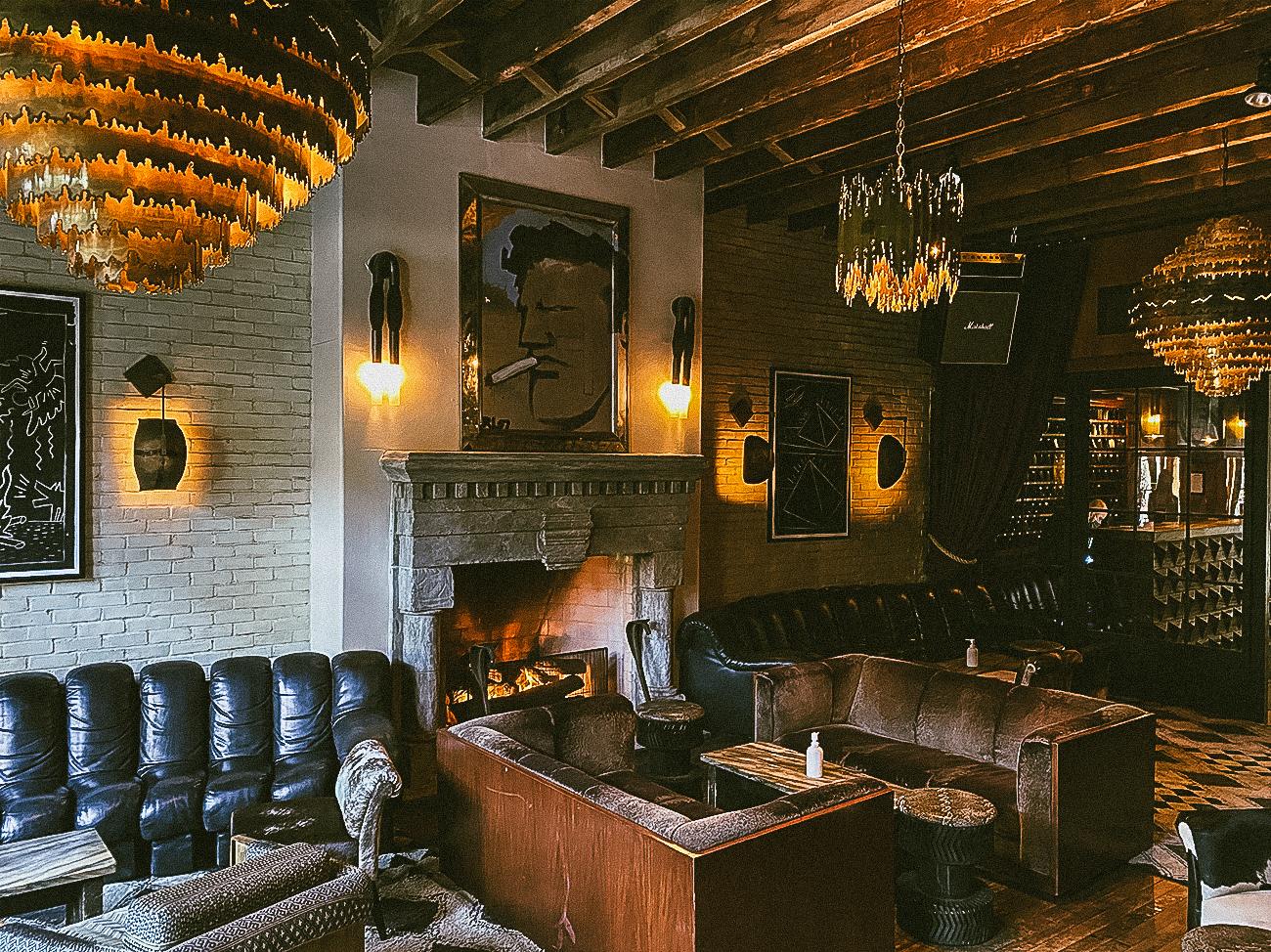 Belmondo cocktail Ludlow Bar