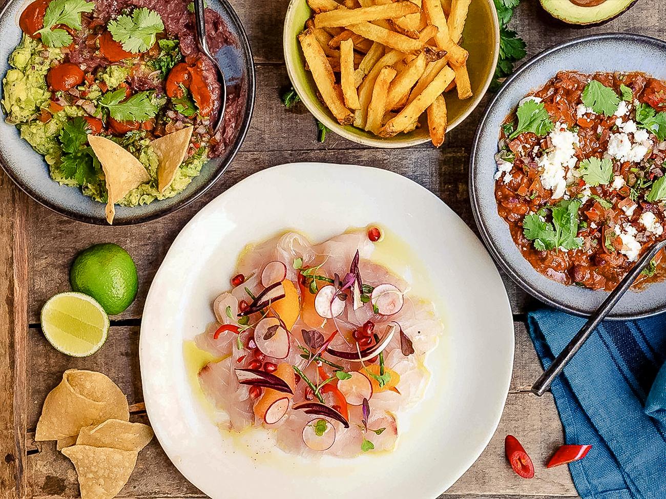 Luz Verde Mexican Food Paris France