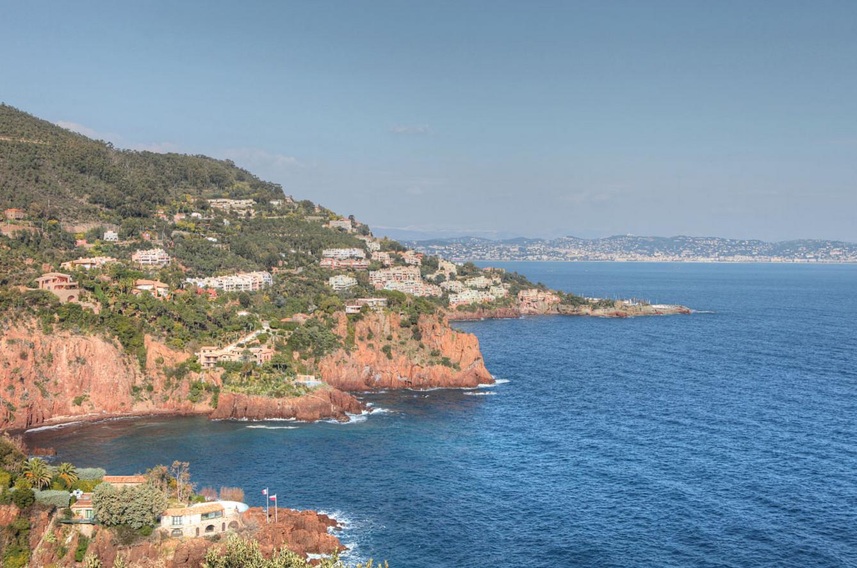 Driving the mediterranean coast