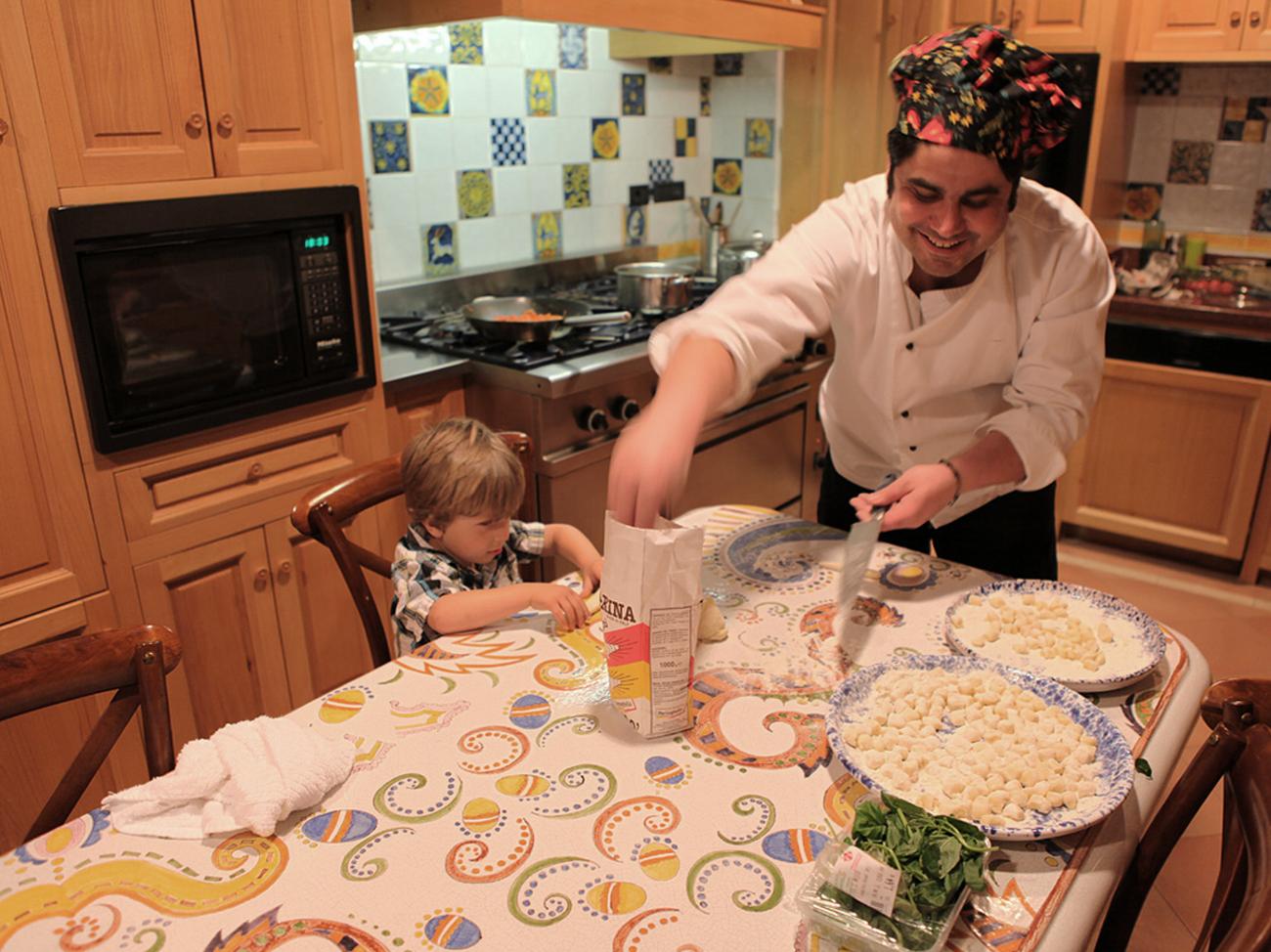 Private Chef Inspirato Tuscany