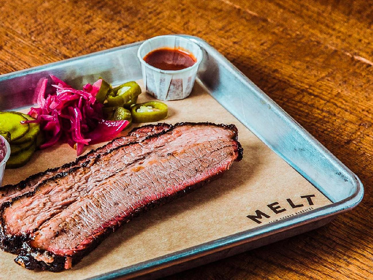 Melt Texas BBQ paris