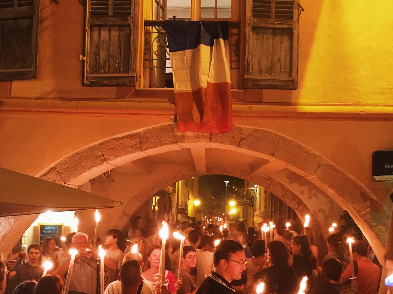 Fete de Saint Jean Valbonne France