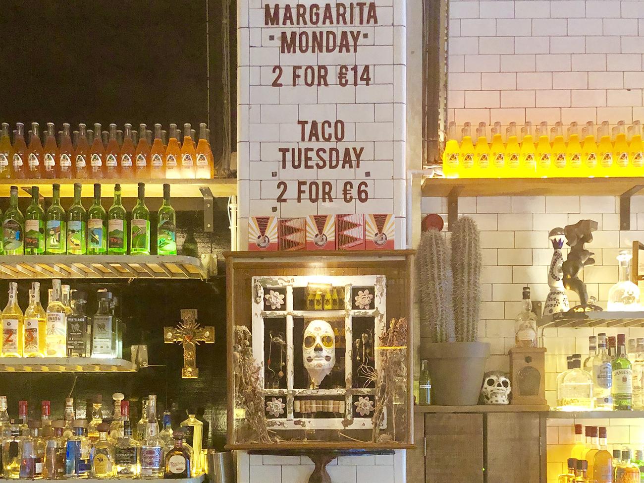 777 House Margarita Dublin