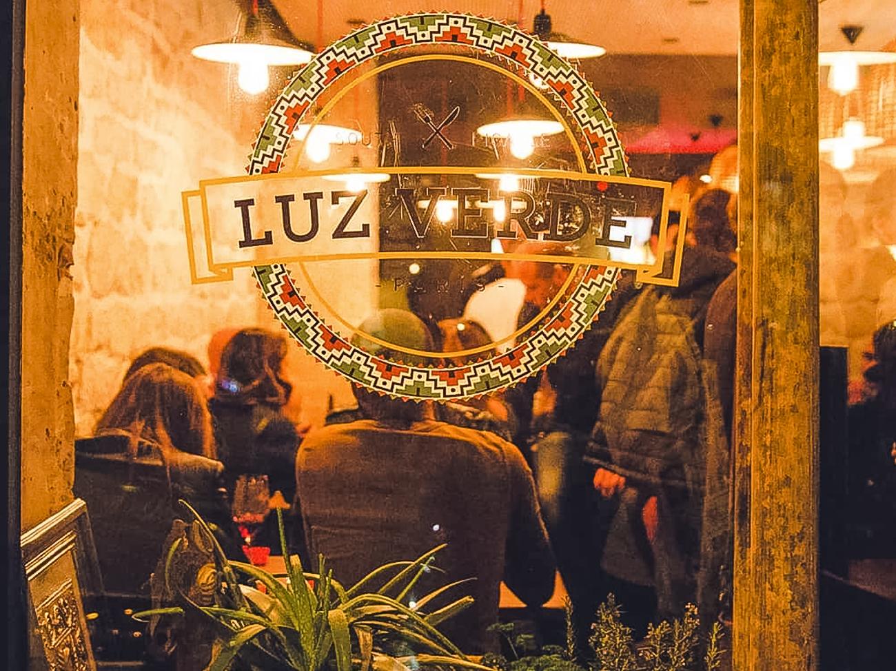 Luz Verde Paris France