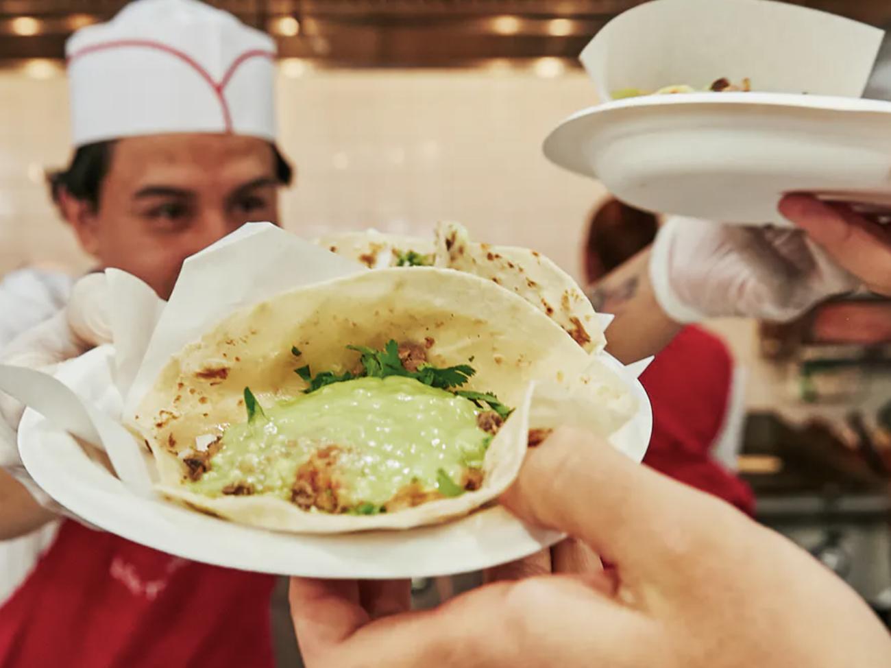 Los Tacos No 1 NYC